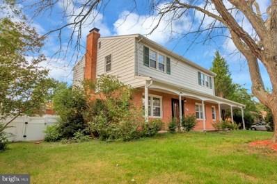 8806 Barnett Street, Manassas, VA 20110 - MLS#: 1009954244