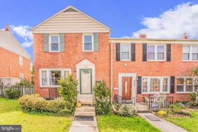 966 Radcliffe Road, Towson, MD 21204 - MLS#: 1009954264