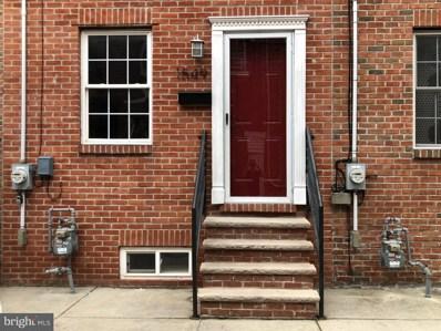 1549 E Hewson Street, Philadelphia, PA 19125 - MLS#: 1009954554