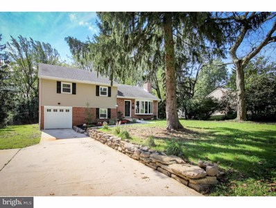 256 Overbrook Drive, Newtown Square, PA 19073 - MLS#: 1009955118