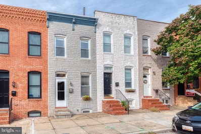 2822 Dillon Street, Baltimore, MD 21224 - MLS#: 1009955376