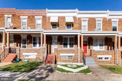 2750 Pelham Avenue, Baltimore, MD 21213 - MLS#: 1009955446
