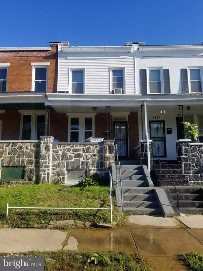 2523 Aisquith Street, Baltimore, MD 21218 - MLS#: 1009955626