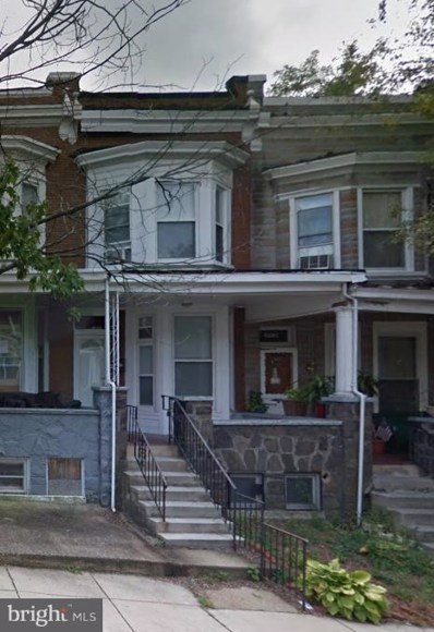 2919 Mosher Street, Baltimore, MD 21216 - MLS#: 1009955890