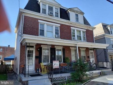 134 N Broad Street, Lancaster, PA 17602 - #: 1009956212