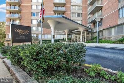 1 E University Parkway UNIT 1105, Baltimore, MD 21218 - #: 1009956414
