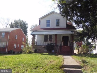 3908 Callaway Avenue, Baltimore, MD 21215 - #: 1009956538