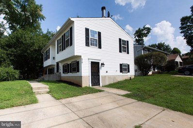 919 57TH Place, Fairmount Heights, MD 20743 - MLS#: 1009956788