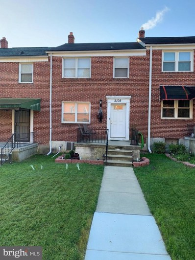 5109 Frederick Avenue, Baltimore, MD 21229 - MLS#: 1009957142