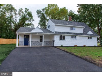 124 Red Cedar Drive, Levittown, PA 19055 - #: 1009957226