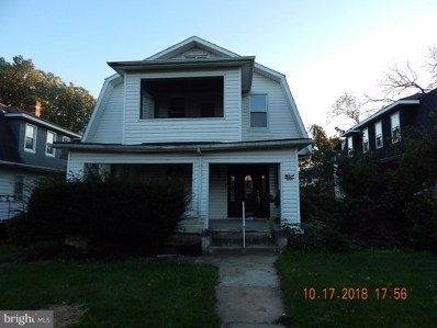 3505 W Forest Park Avenue W, Baltimore, MD 21216 - MLS#: 1009957394