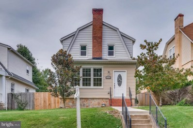 1316 Asbury Road, Baltimore, MD 21209 - MLS#: 1009957562