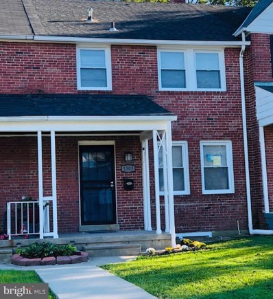 1303 Pentwood Road, Baltimore, MD 21239 - #: 1009957596