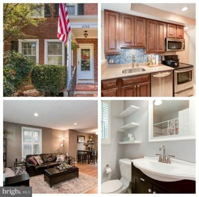 2742 S. Buchanan Street S, Arlington, VA 22206 - MLS#: 1009957638