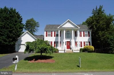 4107 Glouster Lane, Fredericksburg, VA 22408 - #: 1009957700