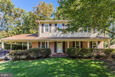 2710 Crabapple Court, Woodbridge, VA 22192 - MLS#: 1009958002