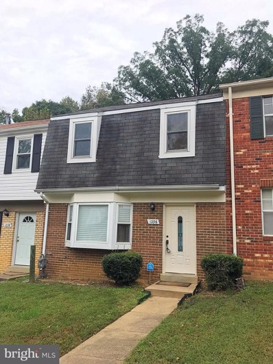 1236 Thomas Jefferson Place, Fredericksburg, VA 22405 - #: 1009958026