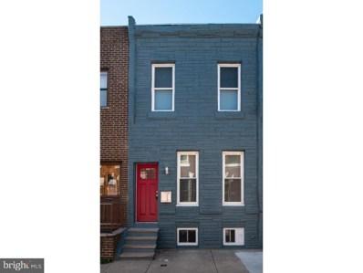 2332 S Carlisle Street, Philadelphia, PA 19145 - #: 1009958450
