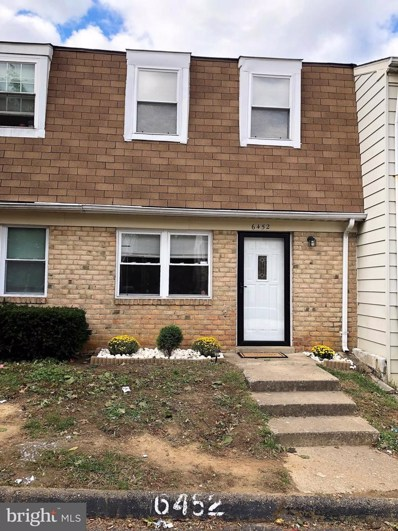 6452 Colonial Knolls, Glen Burnie, MD 21061 - #: 1009963232