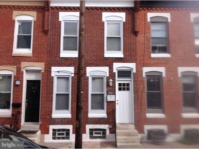 435 Daly Street, Philadelphia, PA 19148 - MLS#: 1009963848