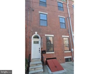 540 Queen Street, Philadelphia, PA 19147 - MLS#: 1009964142