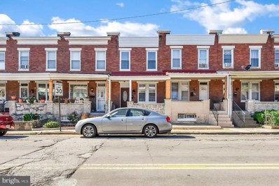 708 Oldham Street, Baltimore, MD 21224 - #: 1009964800