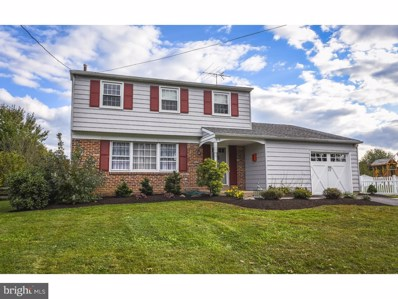 519 Winchester Road, Warminster, PA 18974 - #: 1009970432