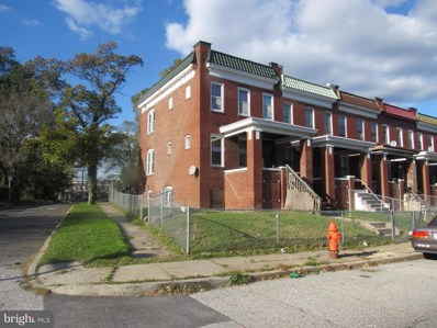 2526 Shirley Avenue, Baltimore, MD 21215 - MLS#: 1009971090