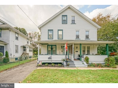 110 Rancocas Avenue, Riverside, NJ 08075 - MLS#: 1009971274