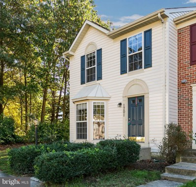 1701 Barnwood Court, Severn, MD 21144 - MLS#: 1009971318
