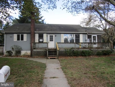 3 West Drive, Pennsville, NJ 08070 - MLS#: 1009971838