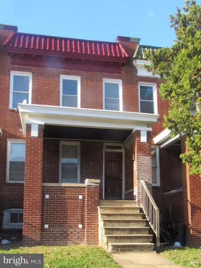 2520 Shirley Avenue, Baltimore, MD 21215 - MLS#: 1009971970