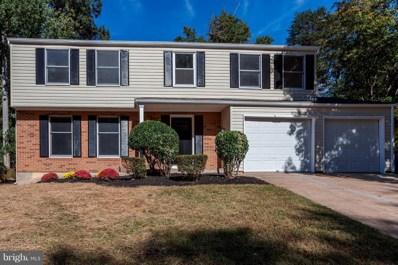 3806 Dalebrook Drive, Dumfries, VA 22025 - MLS#: 1009972004