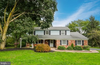 700 Briarwood Court, Yardley, PA 19067 - #: 1009972544