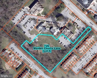 726 Maiden Choice Lane, Catonsville, MD 21228 - #: 1009972878