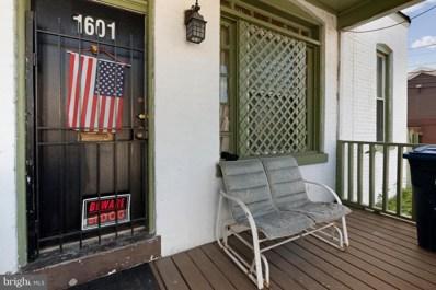1601 U Street SE, Washington, DC 20020 - #: 1009975620