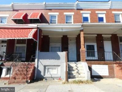 410 N Robinson Street, Baltimore, MD 21224 - #: 1009975836