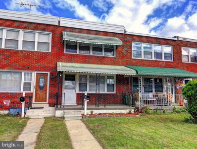 8108 Mid Haven Road, Baltimore, MD 21222 - #: 1009975968