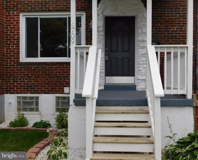 4709 Chatford Road, Baltimore, MD 21206 - #: 1009976338