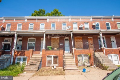 1526 E 28TH Street, Baltimore, MD 21218 - MLS#: 1009976406