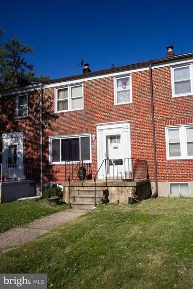 1504 Kirkwood Road, Baltimore, MD 21207 - MLS#: 1009977014