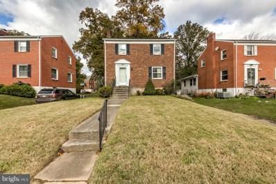 3808 Oak Avenue, Baltimore, MD 21207 - #: 1009977158