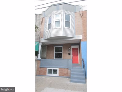 1702 S 24TH Street, Philadelphia, PA 19145 - MLS#: 1009977276