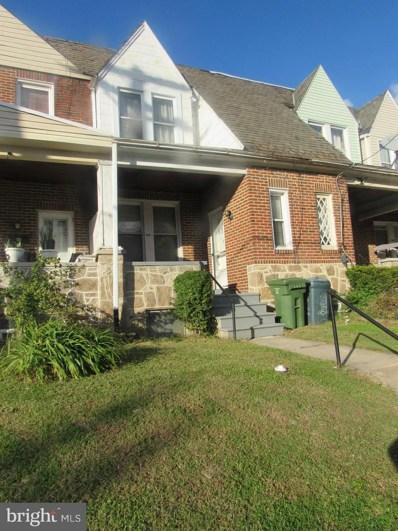 504 Radnor Avenue, Baltimore, MD 21212 - MLS#: 1009979406