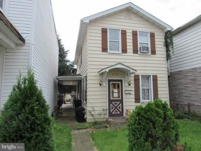 428 Columbia Street, Cumberland, MD 21502 - #: 1009979920