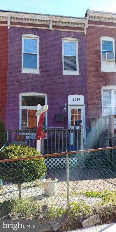 2321 Washington Boulevard, Baltimore, MD 21230 - #: 1009979996