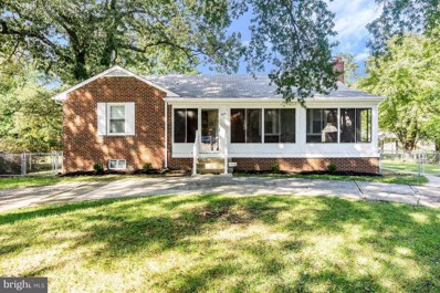 8105 Fort Foote Road, Fort Washington, MD 20744 - MLS#: 1009980158