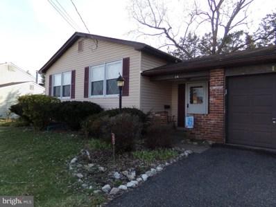 14 Ivy Court, Blackwood, NJ 08012 - #: 1009983918