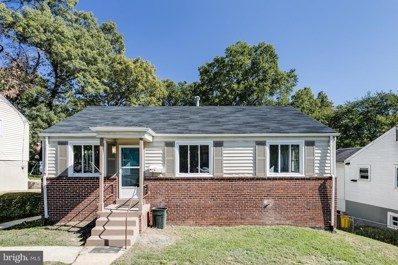5411 Newby Avenue, Riverdale, MD 20737 - MLS#: 1009983968