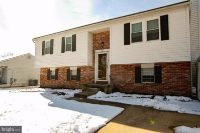 534 Holly Hunt Road, Baltimore, MD 21220 - MLS#: 1009983980